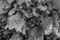 Σχηματισμοί πάγου σπηλιών Στοκ φωτογραφία με δικαίωμα ελεύθερης χρήσης