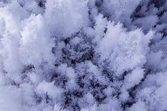 Σχηματισμοί πάγου σπηλιών Στοκ Εικόνες