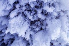 Σχηματισμοί πάγου σπηλιών Στοκ φωτογραφίες με δικαίωμα ελεύθερης χρήσης