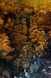 Σχηματισμοί σπηλιών Στοκ Φωτογραφίες