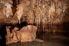 Σχηματισμοί σπηλιών Στοκ εικόνα με δικαίωμα ελεύθερης χρήσης