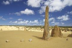 Σχηματισμός βράχου ερήμων   Στοκ φωτογραφίες με δικαίωμα ελεύθερης χρήσης