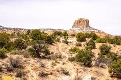 Σχηματισμός βράχου Righ στην Αριζόνα, ΗΠΑ Στοκ Φωτογραφίες