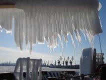 Σχηματισμός πάγου στοκ εικόνες με δικαίωμα ελεύθερης χρήσης