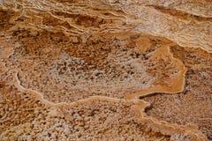 Σχηματισμός σε Yellowstone Στοκ Φωτογραφία