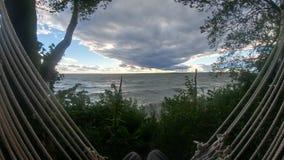 Σχηματισμός σύννεφων αιωρών στοκ φωτογραφίες