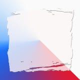 Σχισμένο περίληψη έγγραφο ελεύθερη απεικόνιση δικαιώματος