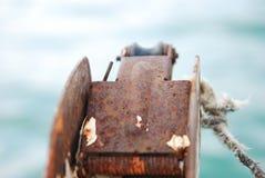 Σχοινί ρυμούλκησης βαρκών Στοκ εικόνες με δικαίωμα ελεύθερης χρήσης