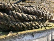 Σχοινί σε Netherland Στοκ φωτογραφία με δικαίωμα ελεύθερης χρήσης