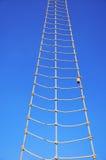 σχοινί σκαλών Στοκ φωτογραφία με δικαίωμα ελεύθερης χρήσης