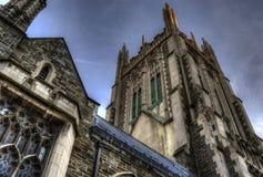 Σχολή θεολογίας ένωσης στην πόλη της Νέας Υόρκης στοκ εικόνα