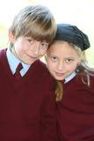 σχολείο αγάπης αληθινά Στοκ Φωτογραφίες