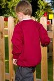 σχολείο αγοριών Στοκ φωτογραφία με δικαίωμα ελεύθερης χρήσης