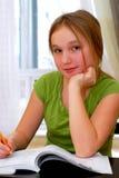 σχολείο κοριτσιών Στοκ Φωτογραφίες
