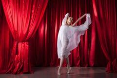 Σχολείο μπαλέτου στοκ φωτογραφίες
