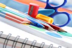 σχολικές προμήθειες στοκ φωτογραφίες με δικαίωμα ελεύθερης χρήσης