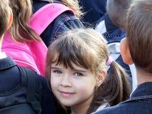 σχολική έναρξη Στοκ φωτογραφία με δικαίωμα ελεύθερης χρήσης