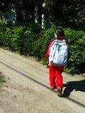 σχολική έναρξη Στοκ εικόνα με δικαίωμα ελεύθερης χρήσης