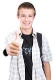 σχολικός έφηβος στοκ εικόνα με δικαίωμα ελεύθερης χρήσης