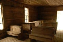 σχολικός τρύγος δωματίω&nu Στοκ εικόνα με δικαίωμα ελεύθερης χρήσης