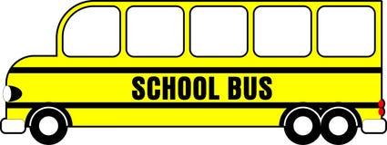 Σχολικό λεωφορείο Στοκ εικόνες με δικαίωμα ελεύθερης χρήσης