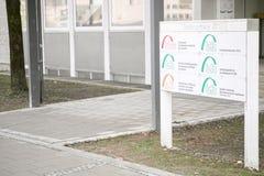 Σχολεία Rosenheim Bfz Στοκ εικόνα με δικαίωμα ελεύθερης χρήσης