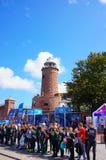 σχολείο κατσικιών ομάδα&s Στοκ εικόνες με δικαίωμα ελεύθερης χρήσης