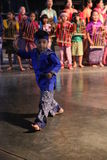 Σχολείο μουσικής πακέτων Ujo Angklung σε Bandung Στοκ εικόνες με δικαίωμα ελεύθερης χρήσης