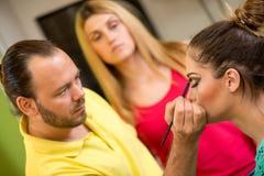 Σχολείο Makeup Στοκ εικόνες με δικαίωμα ελεύθερης χρήσης
