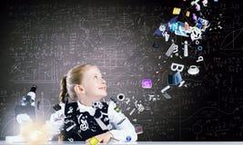 Σχολική εκπαίδευση διανυσματική απεικόνιση