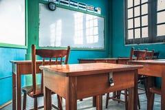 Σχολική τάξη Στοκ Εικόνες