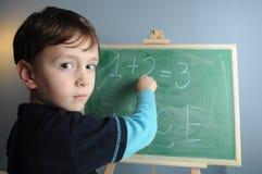 Σχολικό αγόρι Στοκ φωτογραφία με δικαίωμα ελεύθερης χρήσης