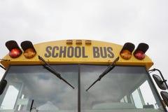 Σχολικό λεωφορείο στοκ εικόνα με δικαίωμα ελεύθερης χρήσης