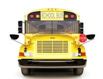 Σχολικό λεωφορείο Στοκ φωτογραφίες με δικαίωμα ελεύθερης χρήσης