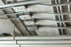 Σωλήνας χάλυβα για το κτήριο στοκ φωτογραφίες με δικαίωμα ελεύθερης χρήσης