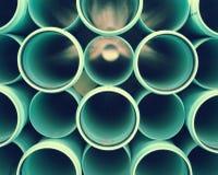 σωλήνας PVC ανασκόπησης Στοκ φωτογραφία με δικαίωμα ελεύθερης χρήσης