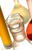 σωλήνες δοκιμής φαρμακ&epsilo Στοκ φωτογραφία με δικαίωμα ελεύθερης χρήσης