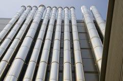 σωλήνες όρου αέρα Στοκ φωτογραφία με δικαίωμα ελεύθερης χρήσης