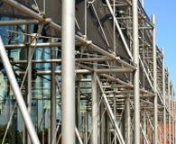 Σωληνοειδές κτήριο Στοκ φωτογραφίες με δικαίωμα ελεύθερης χρήσης