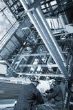 σωληνώσεις βιομηχανίας μ στοκ φωτογραφίες με δικαίωμα ελεύθερης χρήσης