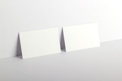 σωματειακό διάνυσμα ύφους λογότυπων απεικόνισης επαγγελματικών καρτών Στοκ Φωτογραφία