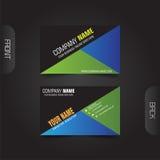σωματειακό διάνυσμα ύφους λογότυπων απεικόνισης επαγγελματικών καρτών Στοκ εικόνα με δικαίωμα ελεύθερης χρήσης