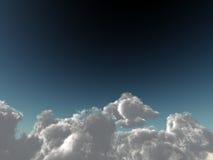 σωρείτης σύννεφων Στοκ φωτογραφία με δικαίωμα ελεύθερης χρήσης