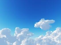 σωρείτης σύννεφων Στοκ Εικόνα