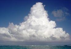 σωρείτης σύννεφων Στοκ εικόνες με δικαίωμα ελεύθερης χρήσης