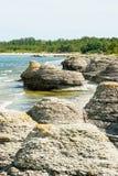Σωροί θάλασσας Στοκ Φωτογραφία