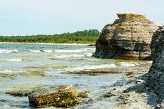 Σωροί θάλασσας Στοκ φωτογραφία με δικαίωμα ελεύθερης χρήσης
