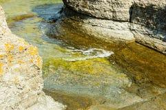 Σωροί θάλασσας Στοκ Εικόνα