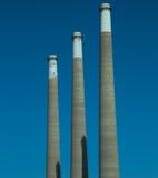 Σωροί κόλπων Morro Στοκ εικόνα με δικαίωμα ελεύθερης χρήσης