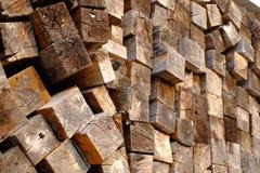 Σωροί της ξύλινης σύστασης στοκ εικόνες με δικαίωμα ελεύθερης χρήσης